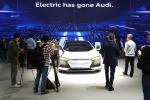 Audi scatena offensiva elettrica con 12 modelli entro 2025