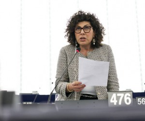 L'europarlamentare Michela Giuffrida © Parlamento Ue