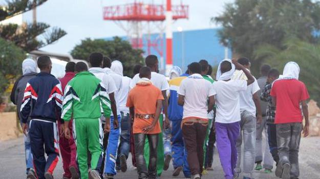 messina sicurezza immigrazione, Messina, Sicilia, Cronaca