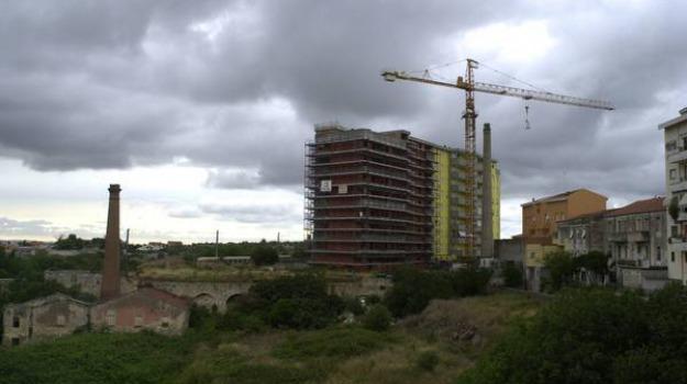 edilizia, reggio, Reggio, Calabria, Economia