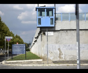 Rome jail women's section head suspended after child killed