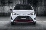 La nuova Yaris GR Sport si ispira alla serie limitata GRMN che Toyota aveva lanciato nel 2017