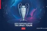 Nissan, tour europeo all'insegna di calcio e tecnologia