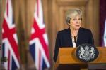 Brexit, la May alla Ue: non servirà prolungare il periodo di transizione