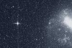 Una delle prime immagini inviate a Terra dal telescopio spaziale Tess, il nbuovo cacciatore di pianeti della Nasa (fonte: NASA/MIT/TESS)
