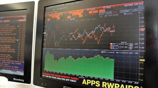 interessi spread, spread italia, Sicilia, Economia