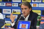 Nazionale, Mancini ringrazia i tifosi