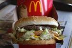 Il Big Mac, l'icona del McDonald's