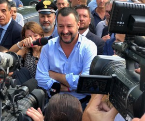 African Union 'dismayed' at Salvini,'migrants aren't slaves