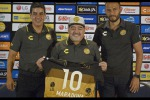 Messico, Maradona allena squadra serie B
