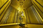Il prototipo dell'esperimento Dune (fonte: CERN)