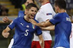 Nations League, Italia-Polonia 1-1