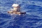 Indonesia, salvo dopo 49 giorni alla deriva nell'Oceano Pacifico