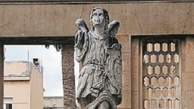 angelo tutelare reggio calabria, Giuseppe Falcomatà, Nuccio Cannizzaro, Reggio, Calabria, Cultura