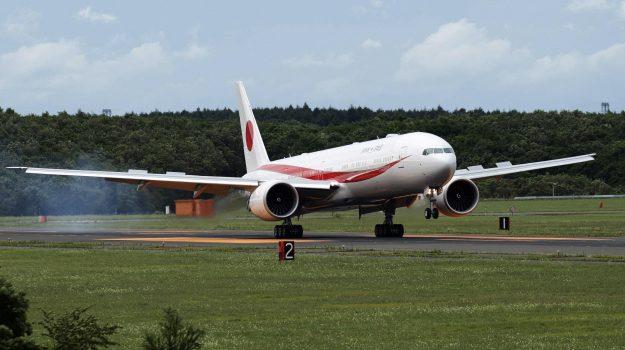 Boeing 747 a Lamezia Terme, Catanzaro, Calabria, Cronaca