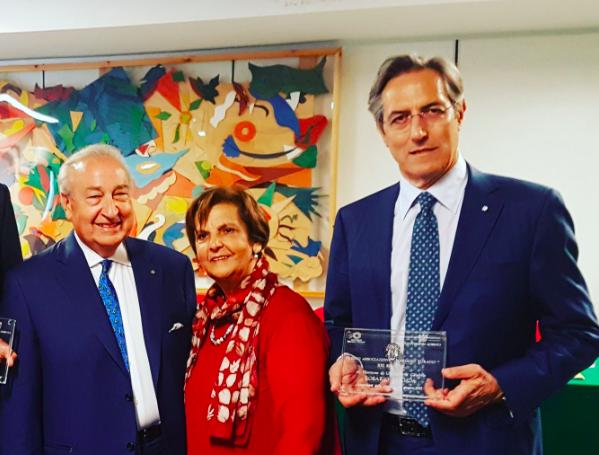 Rosario branda è il neo delegato dell accademia italiana della