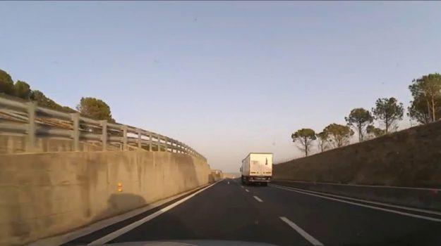 a2, a2 autostrada, castrovillari lavori, Cosenza, Calabria, Cronaca