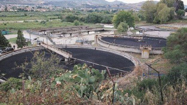 depuratore catanzaro, lavori depuratore, Catanzaro, Calabria, Cronaca