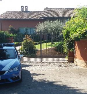 L'abitazione della famiglia Martelli
