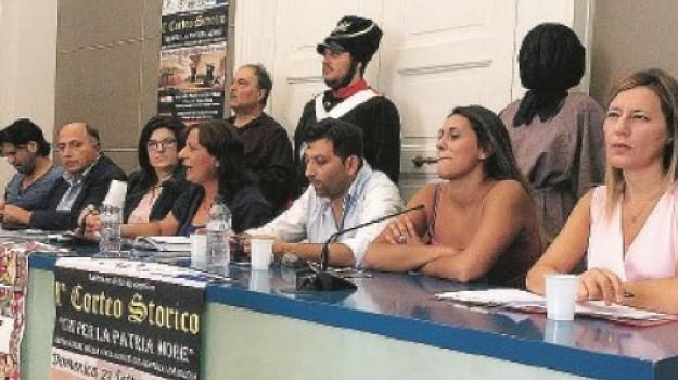 corteo fratelli bandiera, rovito, Cosenza, Calabria, Società