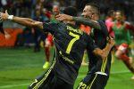 La Juve espugna Frosinone con CR7, il Napoli risponde: domenica flop per la Roma