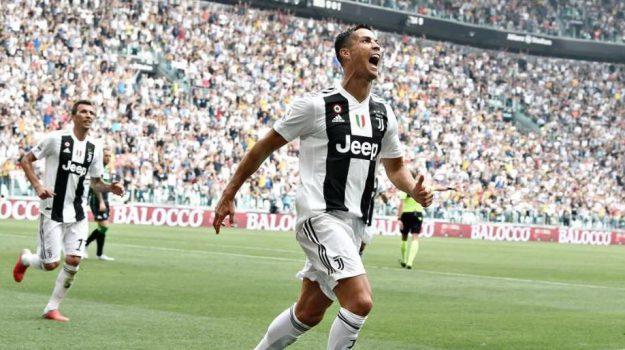 calcio, juventus, social, Cristiano Ronaldo, Sicilia, Sport