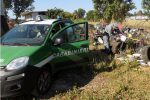 Sequestrata discarica abusiva a Capistrano, scatta una denuncia