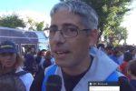 """Cori da stadio accolgono il Papa a Palermo, il video dei fedeli: """"Lo amiamo"""""""