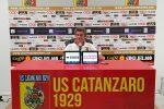 Catanzaro, 4-5 cambi per il derby con la Vibonese