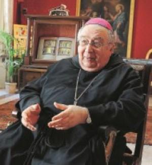 Giuseppe Fiorini Morosini - Arcivescovo di Reggio-Bova