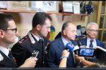 """Quattro arresti per l'omicidio del macellaio a Catanzaro, Gratteri: """"Sinergia tra procura e carabinieri"""""""