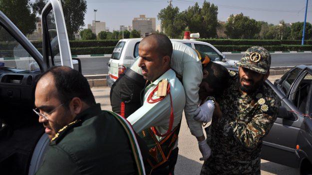 Ahvaz, attentato Ahvaz, attentato Iran, iran, morti Iran, Saddam Hussein, Sicilia, Mondo
