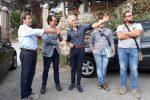 Catanzaro, consegnati i lavori di allargamento della provinciale 97