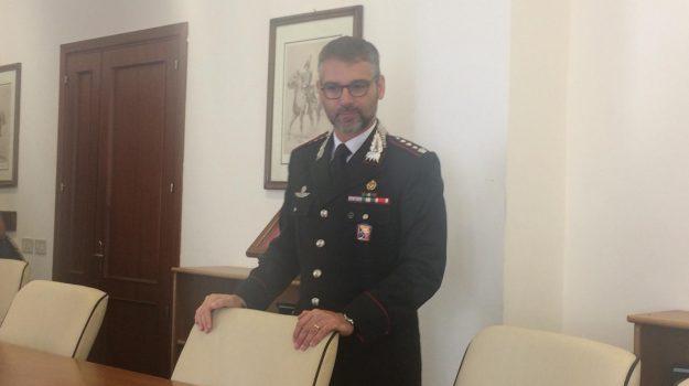 comandante carabinieri messina, Lorenzo Sabatino, Messina, Sicilia, Cronaca