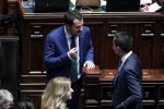 """Manovra, Salvini e Di Maio in pressing su Tria sulle """"misure bandiera"""""""