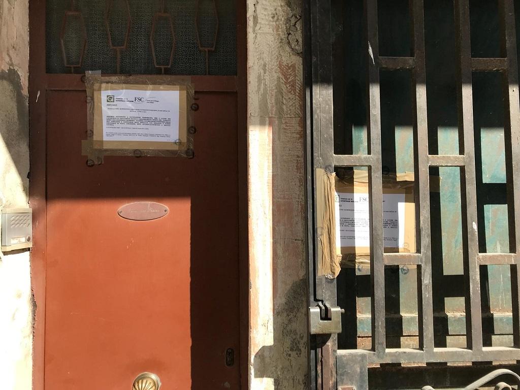 Baracche di messina 2487 tra case box depositi stalle for Negozi arredamento messina