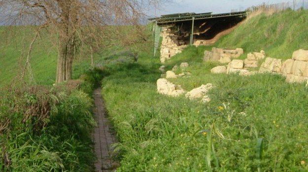 apertura mura greche, Club Rotary Hipponion-Vibo Valentia, Mura greche, Catanzaro, Calabria, Cultura