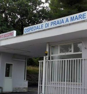 Il 118 trasferito dall'ospedale di Praia a Mare al poliambulatorio di Scalea