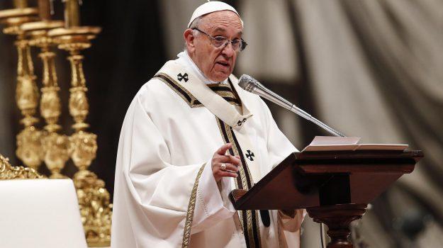 vaticano non uccidere, Papa Francesco, Sicilia, Mondo