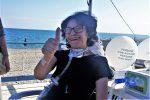 Sla, per i pazienti di Catanzaro una insolita giornata al mare