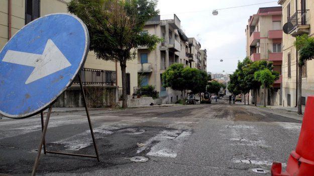 Apq Reggio, lavori viabilità Reggio, metro city, reggio calabria, viabilità Reggio, Reggio, Calabria, Cronaca