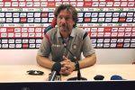 """Crotone pronto all'esordio in Coppa Italia, Stroppa: """"Arezzo da temere"""""""