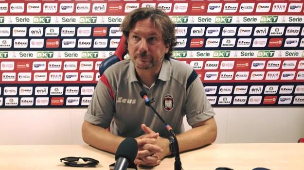 carpi-crotone, crotone calcio, serie b, Giovanni Stroppa, Cosenza, Calabria, Sport