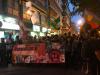 Bari, squadracce in azione al corteo anti-Salvini: due feriti e 30 militanti di Casapound identificati
