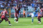 Il Napoli stende il Toro in trasferta 3-1 e aggancia la Juve