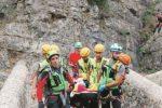 Civita: una preghiera per ricordare i morti nella tragedia del Raganello - FOTO