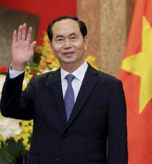 Morto il presidente del Vietnam Tran Dai Quang