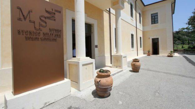 museo storico catanzaro, museo storico miltare, viaggio esperienzale, Catanzaro, Calabria, Cronaca