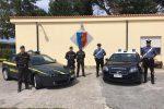 Armi, esplosivo e auto rubate: Gdf e Carabinieri in azione a Vibo Valentia
