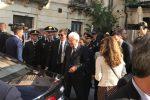 """Mattarella a Siracusa ricorda Bassiouni: """"Stagione difficile, servono regole comuni"""""""